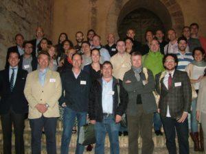 Turma de 2013 dos Curso de Formadores de Jerez