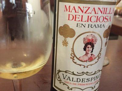Manzanilla Deliciosa en Rama by GabiFrizon