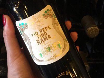 Tio Pepe En Rama by GabiFrizon