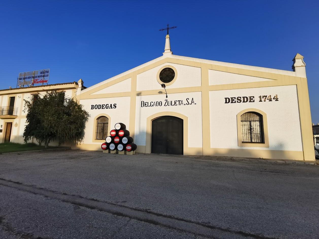 Bodega Delgado Zuleta - foto por Bernardo Pinto